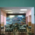 Жемчужина Крыма, столовая