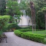 Жемчужина Крыма, парк
