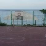 Жемчужина Крыма, спортивные площадки