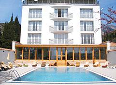 «Парк-отель» в Симеизе