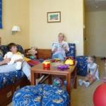 Алые паруса, детская комната