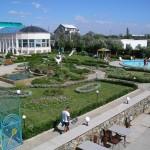 Юрмино, развлекательный комплекс на территории