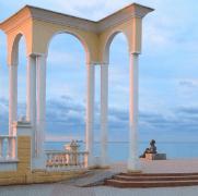 Где отдохнуть в Крыму? (Западное побережье)